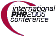 International PHP Conference 2005